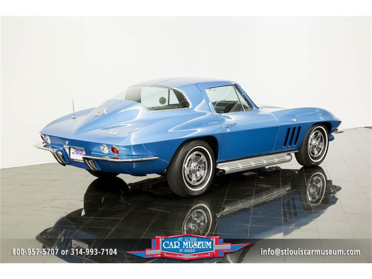 Large Picture of 1966 Corvette located in Missouri - $69,900.00 - MOAD
