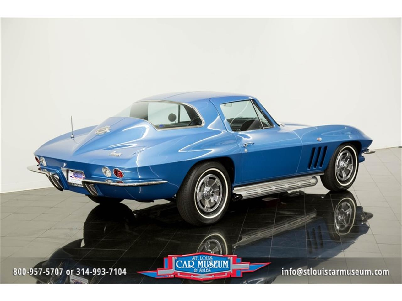 Large Picture of Classic '66 Corvette located in St. Louis Missouri - $69,900.00 - MOAD
