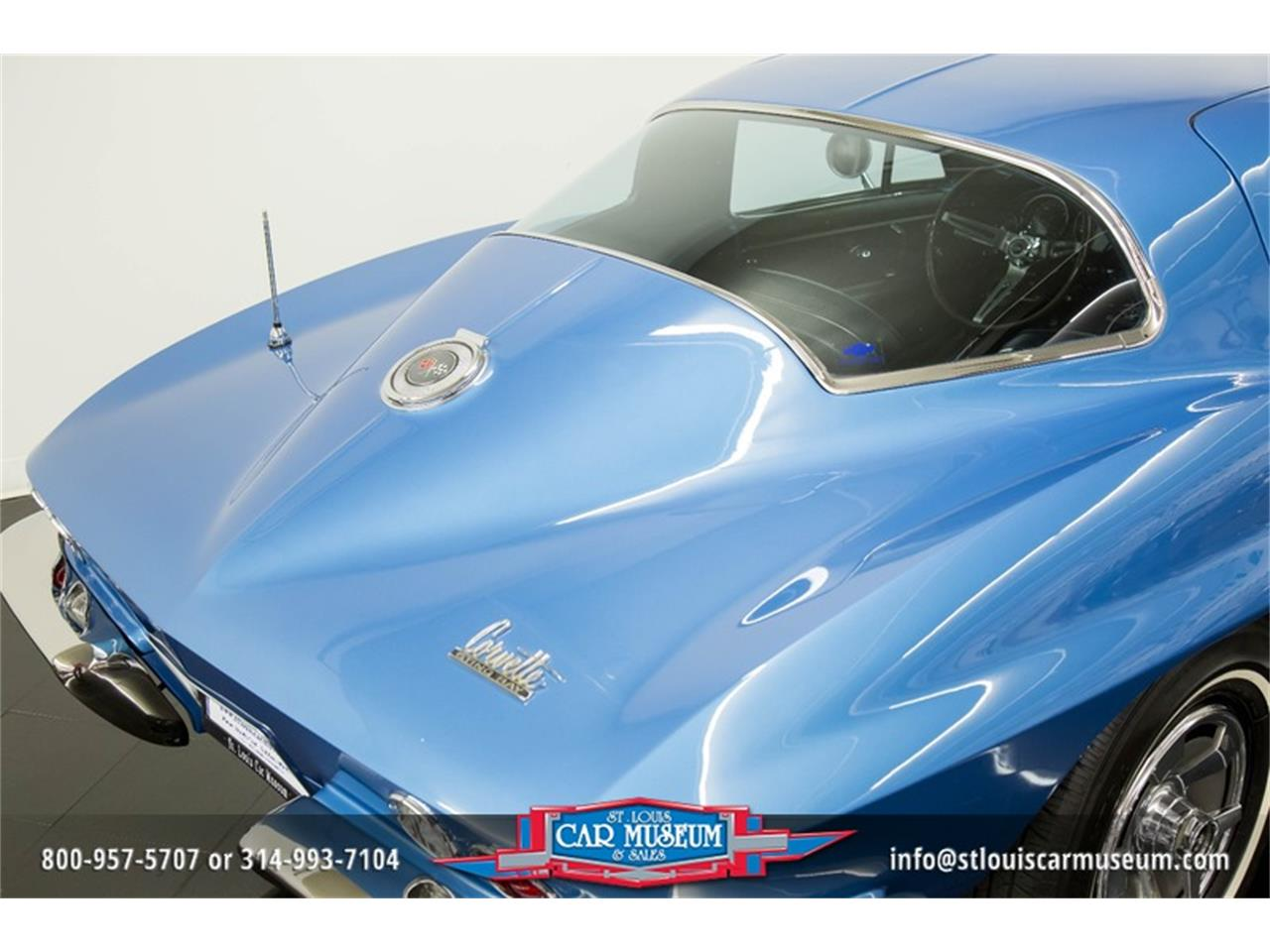 Large Picture of '66 Corvette - $69,900.00 Offered by St. Louis Car Museum - MOAD
