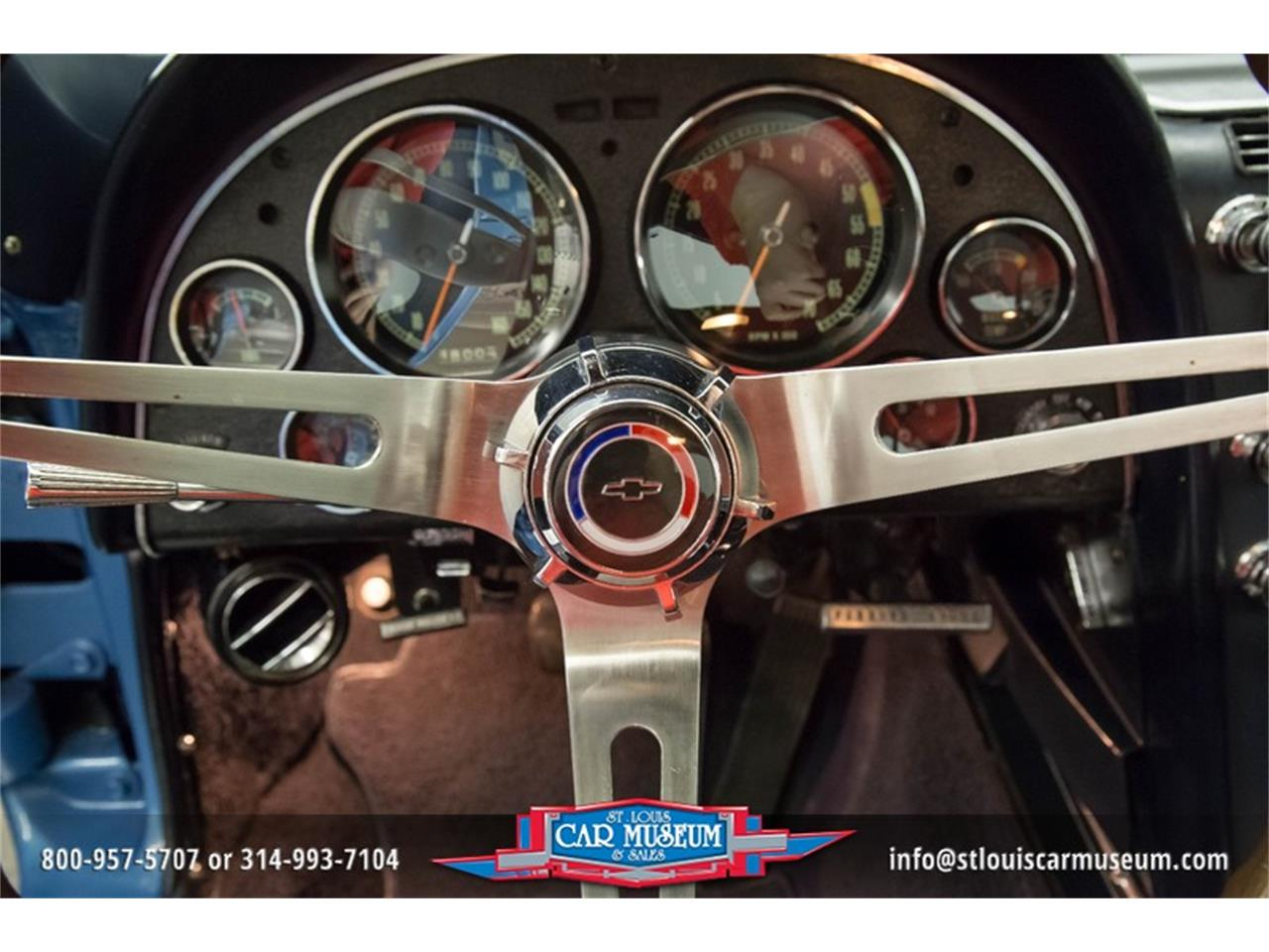 Large Picture of Classic 1966 Chevrolet Corvette located in Missouri - $69,900.00 Offered by St. Louis Car Museum - MOAD