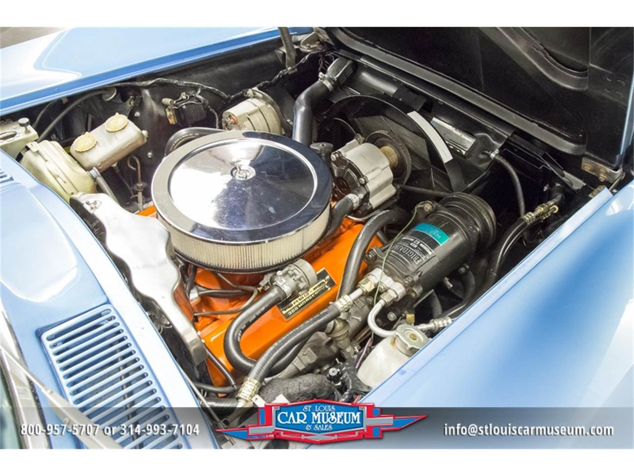 Large Picture of 1966 Corvette located in Missouri Offered by St. Louis Car Museum - MOAD