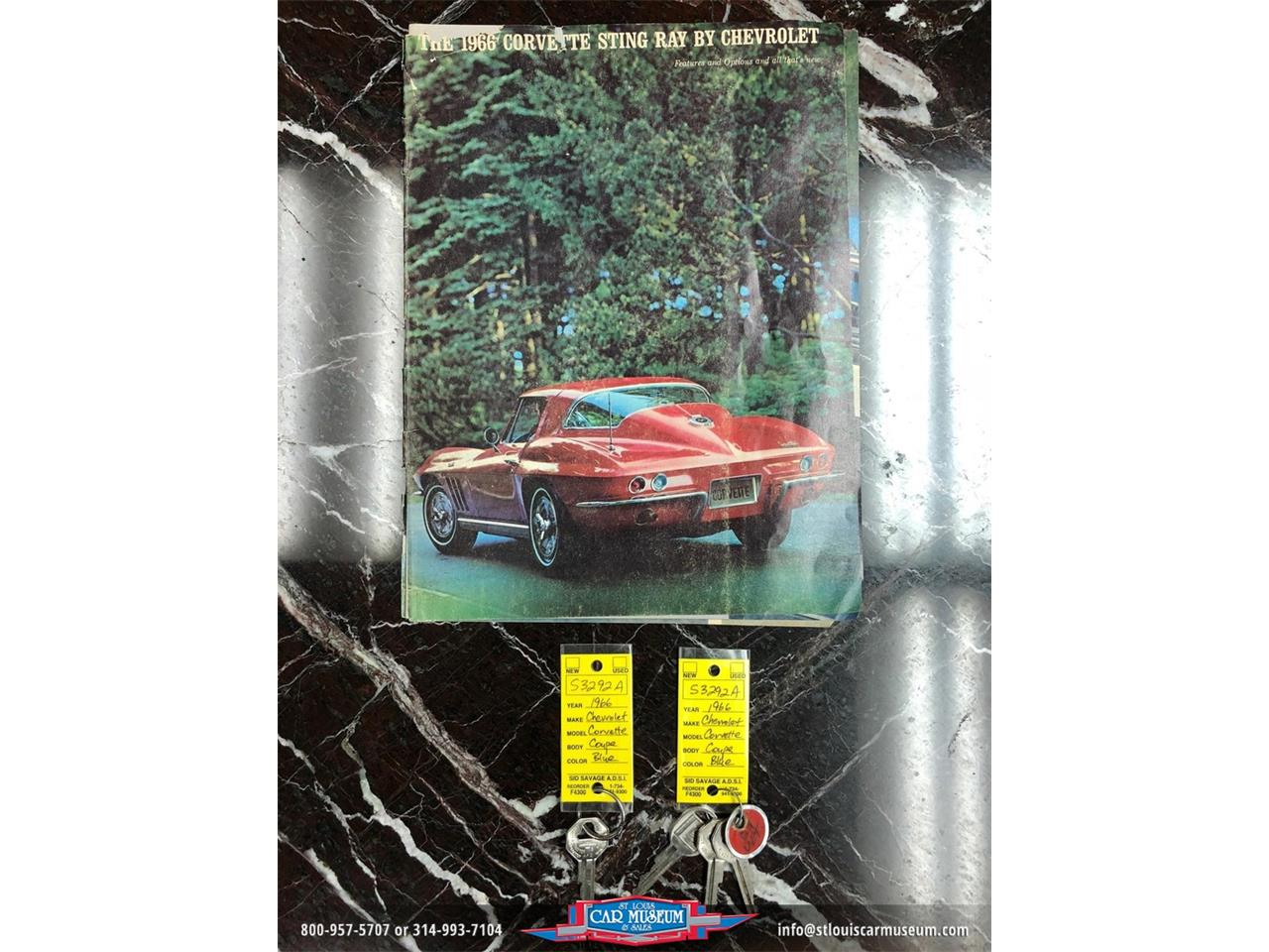 Large Picture of '66 Corvette located in Missouri - $69,900.00 - MOAD