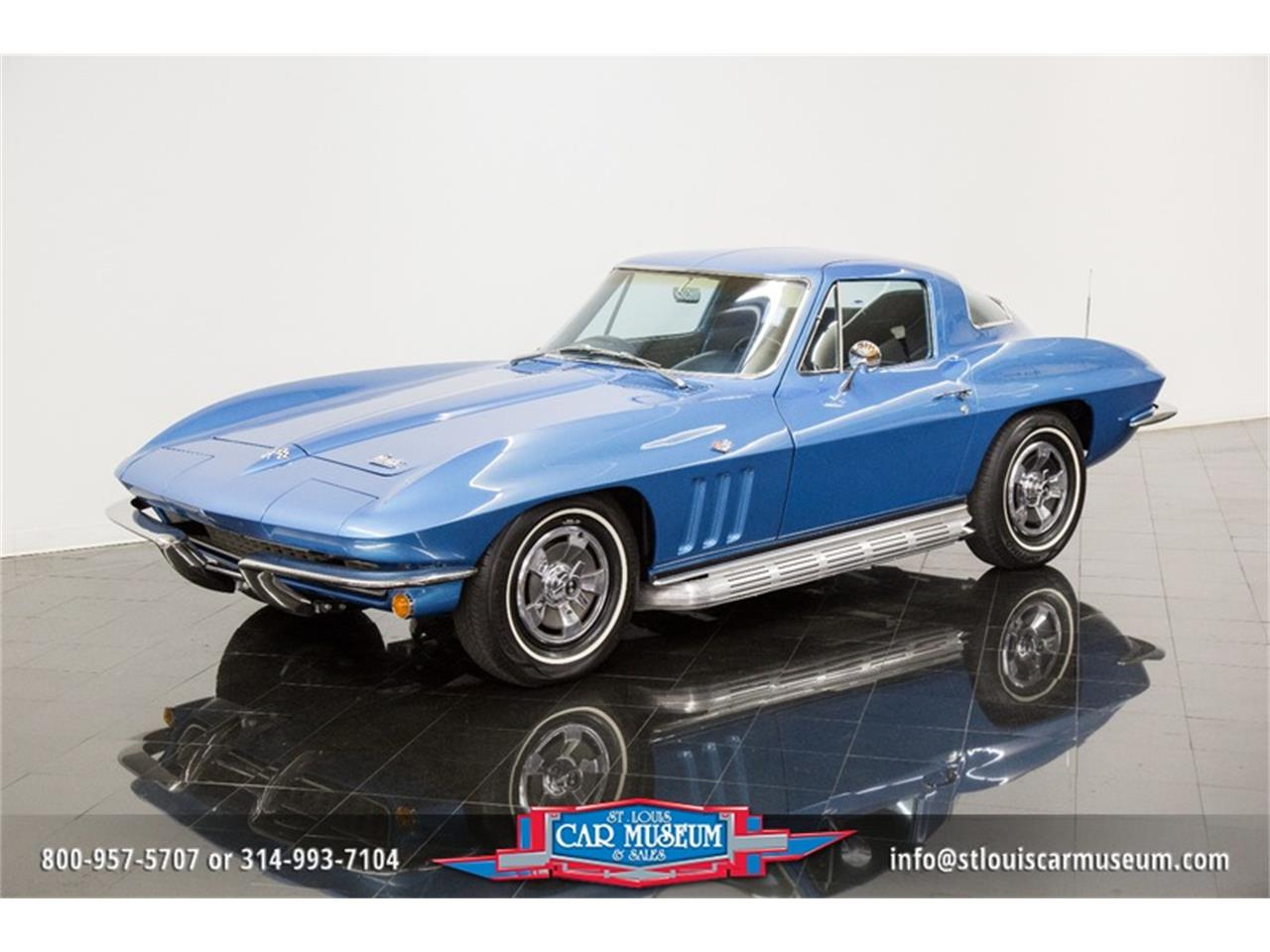 Large Picture of 1966 Corvette - MOAD
