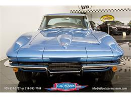 Picture of 1966 Chevrolet Corvette located in St. Louis Missouri Offered by St. Louis Car Museum - MOAD