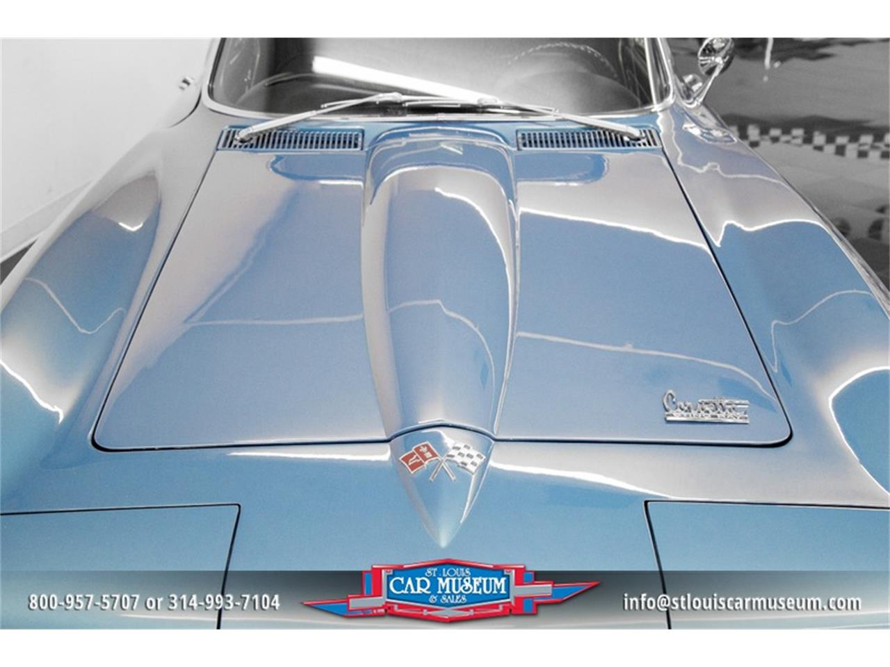 Large Picture of 1966 Corvette located in Missouri - $69,900.00 Offered by St. Louis Car Museum - MOAD