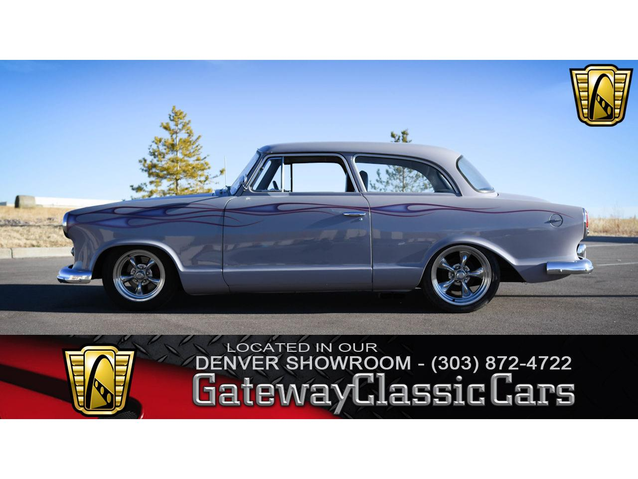 Large Picture of Classic '58 Rambler American located in O'Fallon Illinois Offered by Gateway Classic Cars - Denver - MOAE