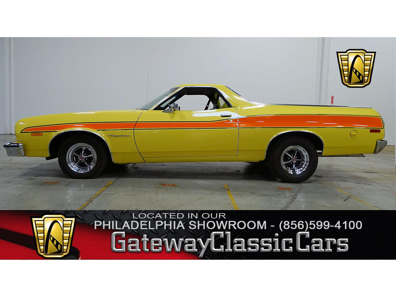 Large Picture of 1976 Ford Ranchero located in New Jersey Offered by Gateway Classic Cars - Philadelphia - MOAF