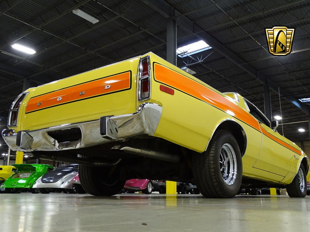 Large Picture of '76 Ranchero located in West Deptford New Jersey Offered by Gateway Classic Cars - Philadelphia - MOAF