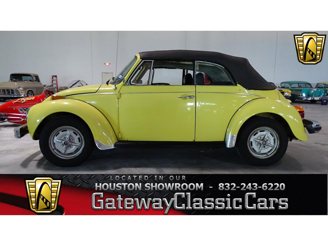 Large Picture of '79 Volkswagen Beetle located in Houston Texas - $9,995.00 - MOAH