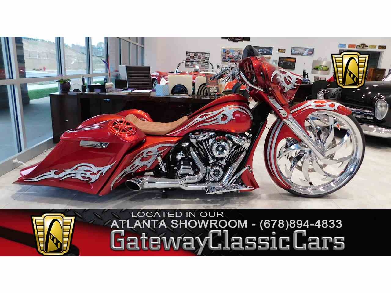 Large Picture of 2017 Harley-Davidson Motorcycle located in Georgia - $98,000.00 - MOAJ