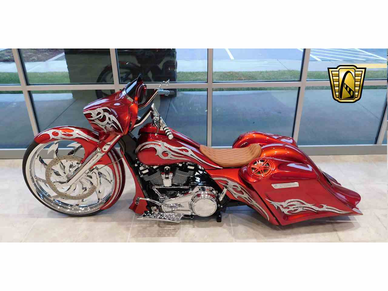Large Picture of 2017 Harley-Davidson Motorcycle Offered by Gateway Classic Cars - Atlanta - MOAJ
