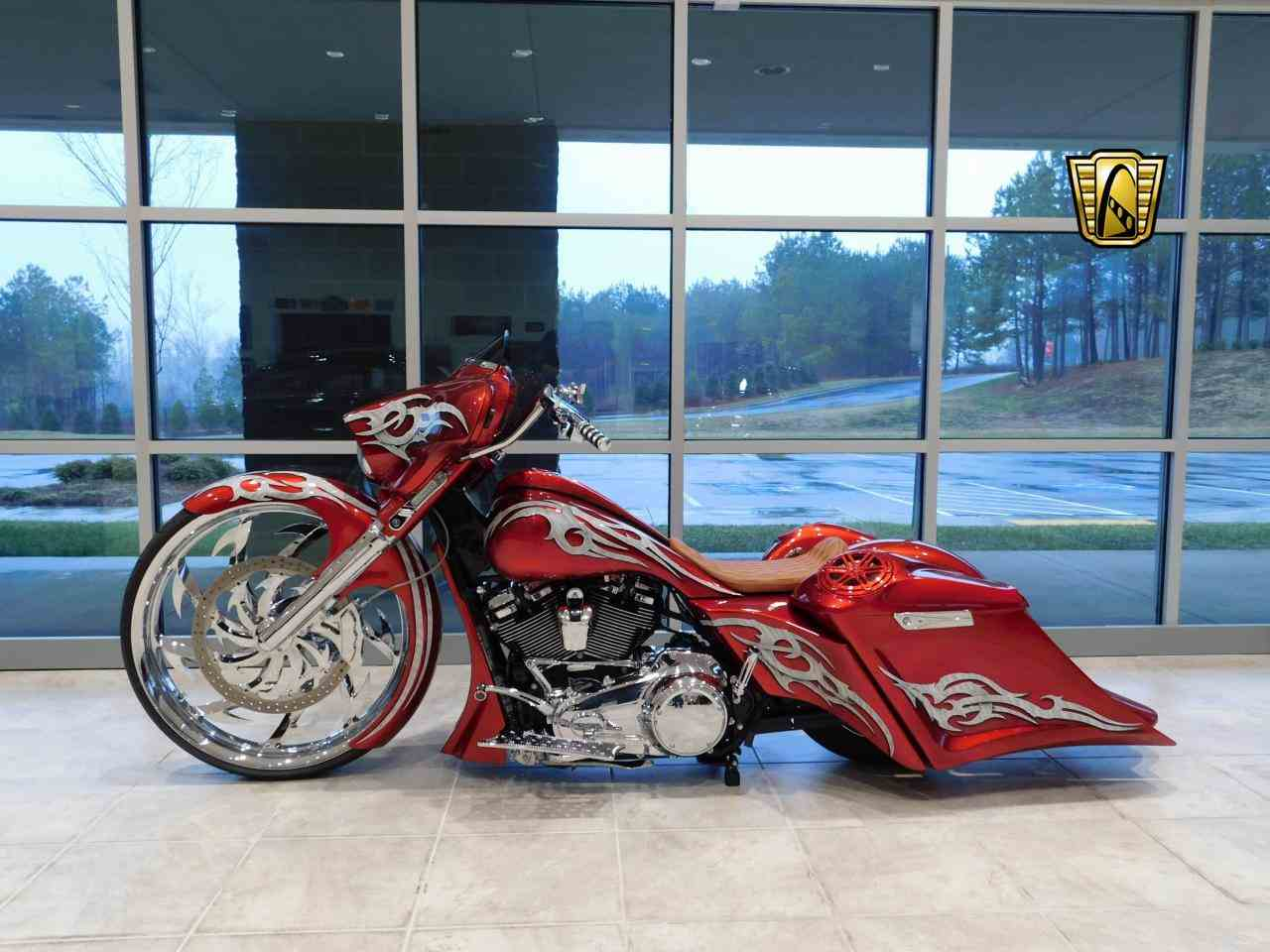 Large Picture of 2017 Harley-Davidson Motorcycle located in Alpharetta Georgia Offered by Gateway Classic Cars - Atlanta - MOAJ