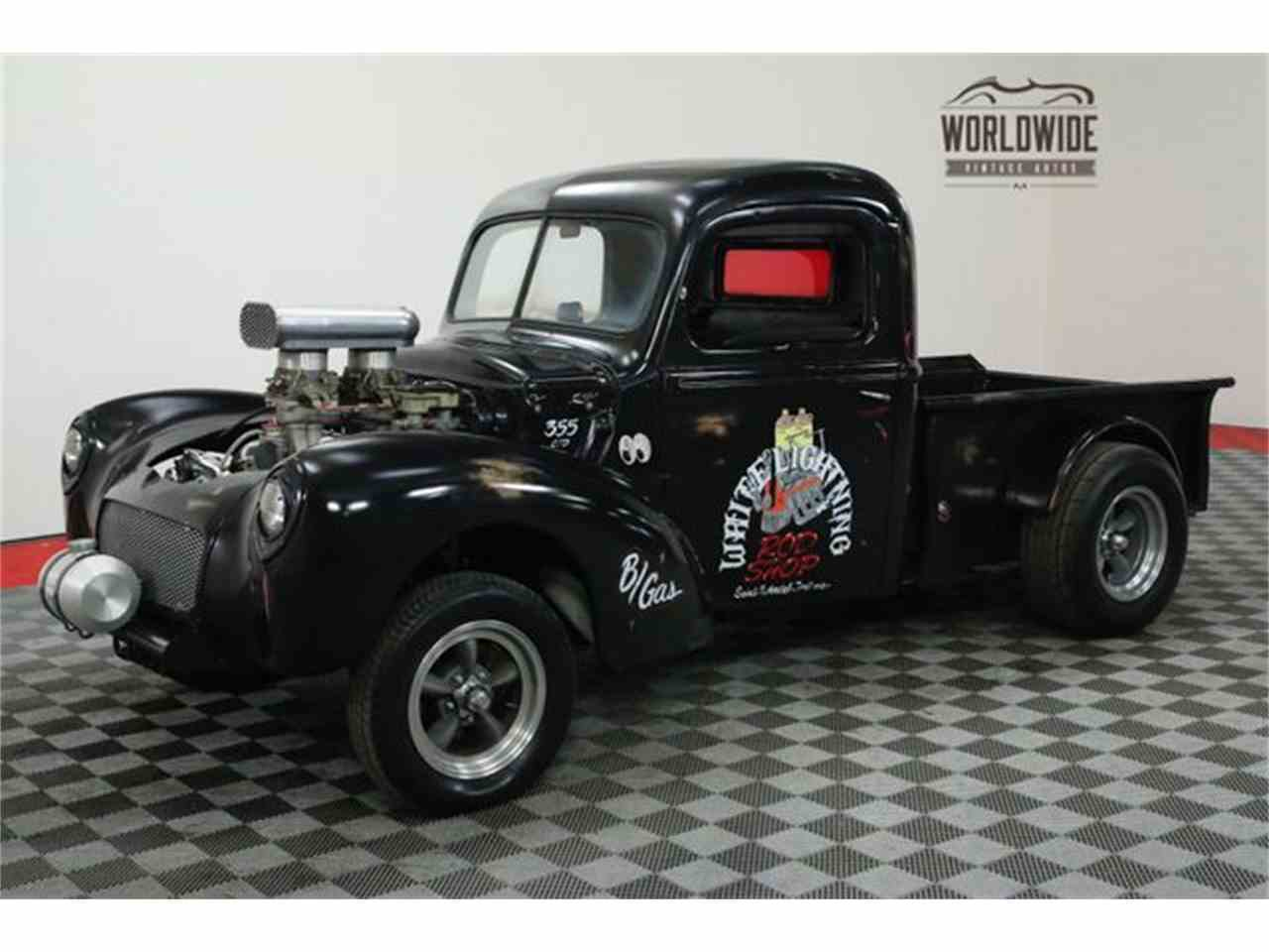 Large Picture of '46 Jeep - MOAX