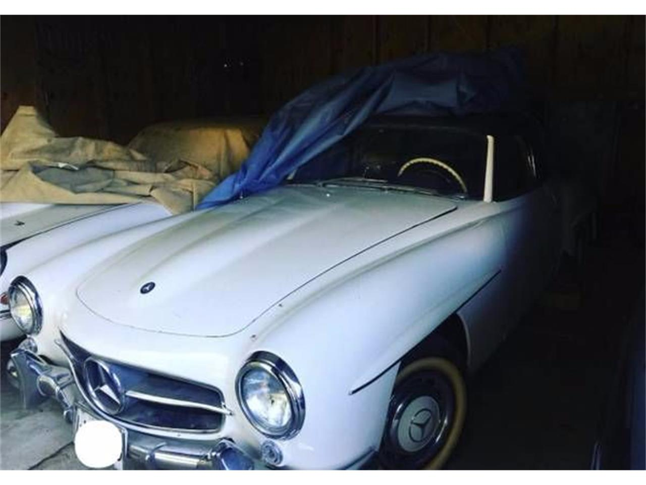 Large Picture of '61 Mercedes-Benz 190SL Offered by Classic Car Deals - MOAZ