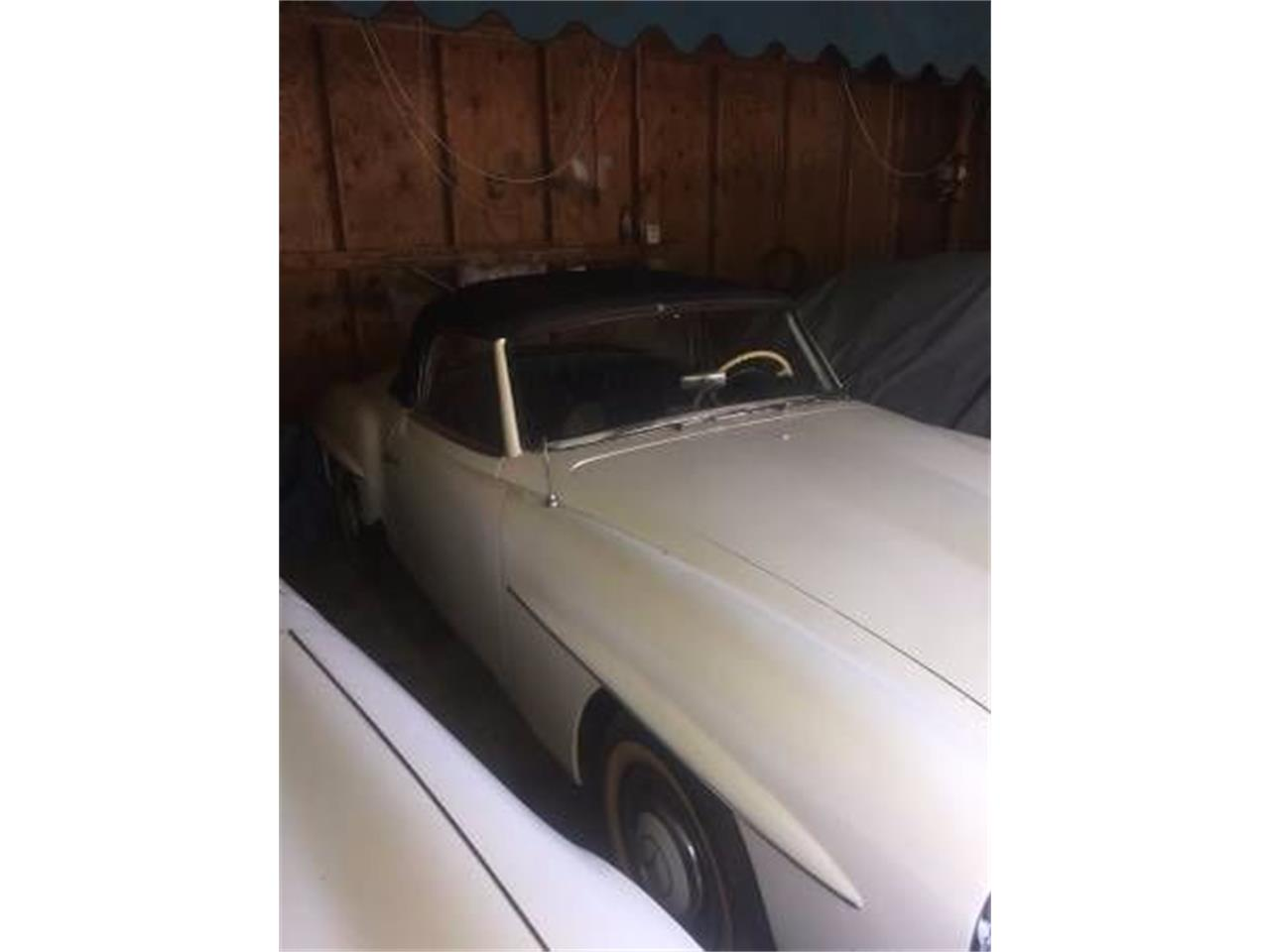 Large Picture of '61 Mercedes-Benz 190SL located in Michigan Offered by Classic Car Deals - MOAZ