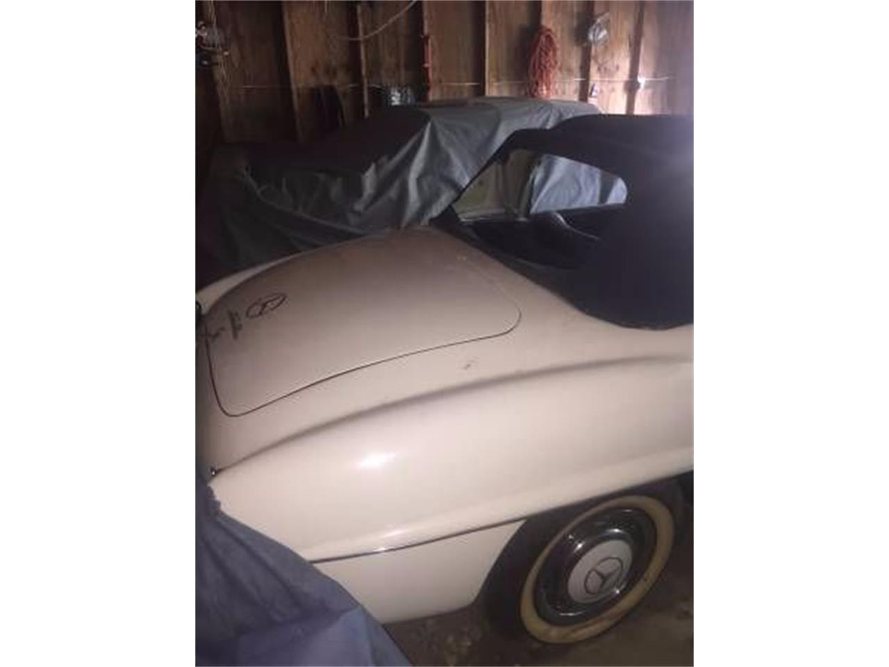 Large Picture of Classic '61 Mercedes-Benz 190SL located in Cadillac Michigan - MOAZ