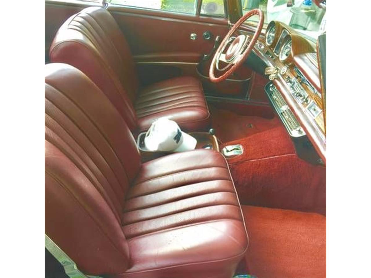 Large Picture of 1966 Mercedes-Benz 250 - $78,495.00 Offered by Classic Car Deals - MOB0
