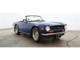 Picture of Classic 1973 Triumph TR6 located in Beverly Hills California - MOB2