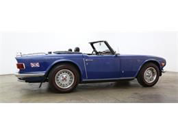 Picture of Classic '73 Triumph TR6 - $11,750.00 Offered by Beverly Hills Car Club - MOB2