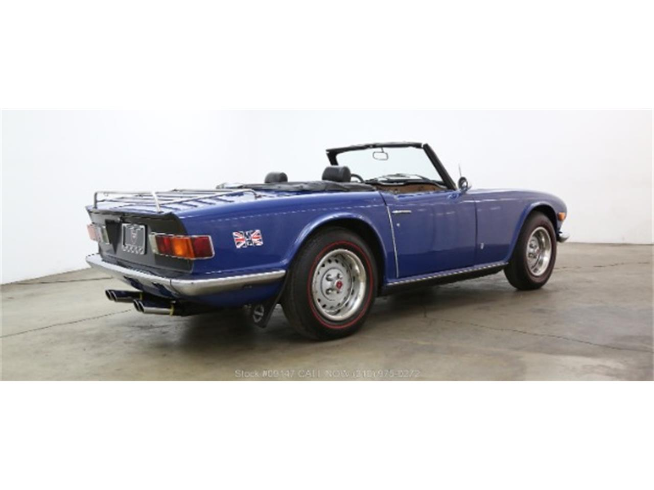 Large Picture of '73 TR6 - MOB2
