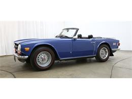 Picture of Classic 1973 TR6 located in California - $11,750.00 - MOB2