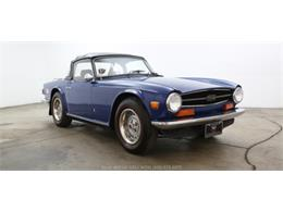 Picture of '73 TR6 located in California - MOB2