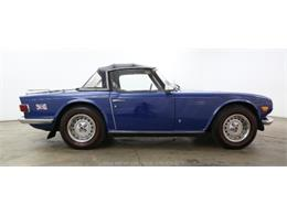Picture of Classic '73 Triumph TR6 located in Beverly Hills California - MOB2