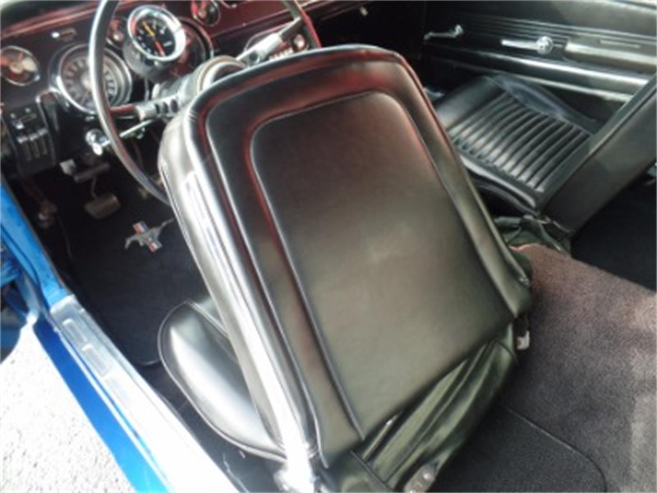 Large Picture of '67 Mustang - MOB3