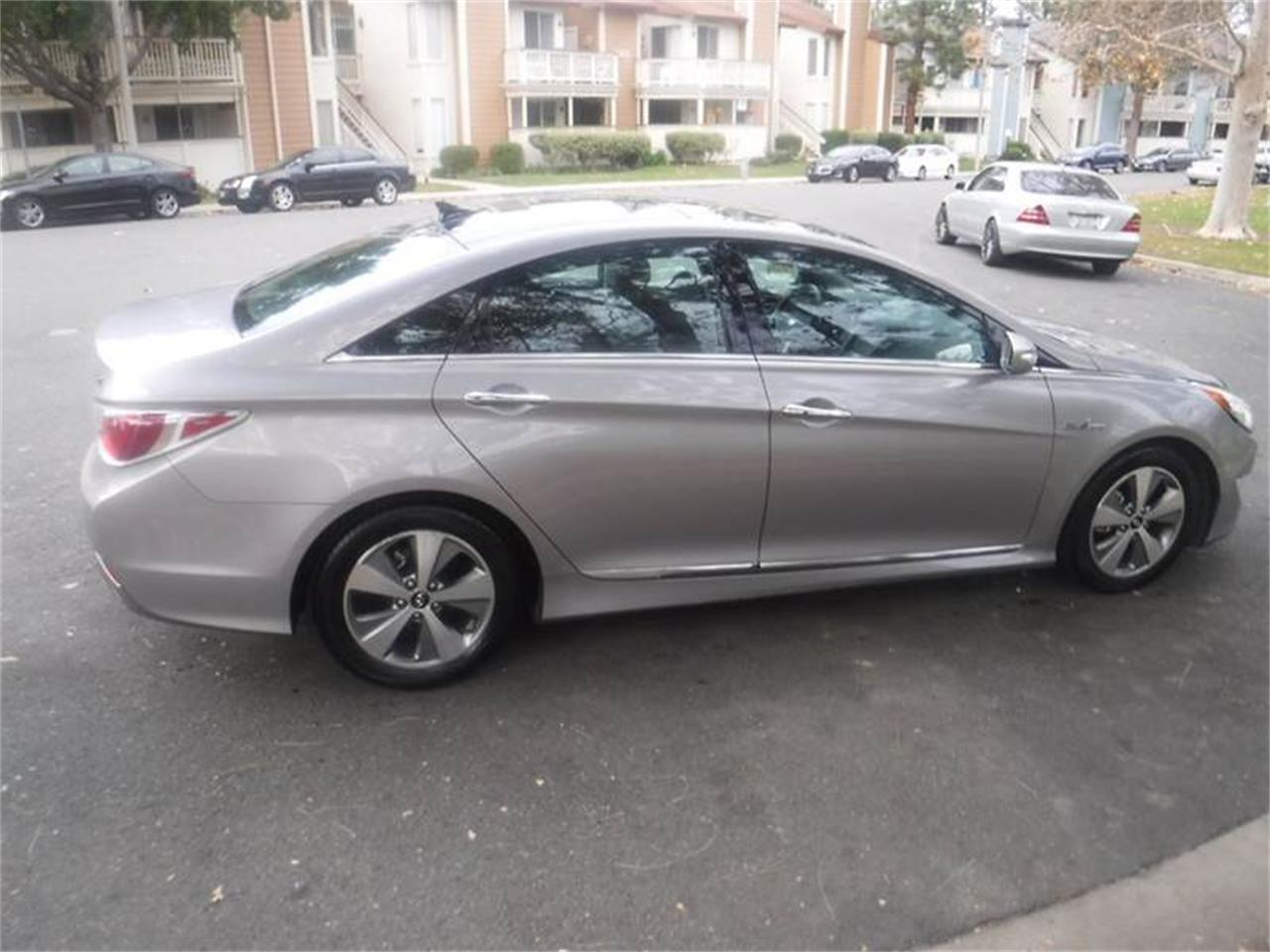 Large Picture of '11 Sonata Offered by Allen Motors, Inc. - MOBC
