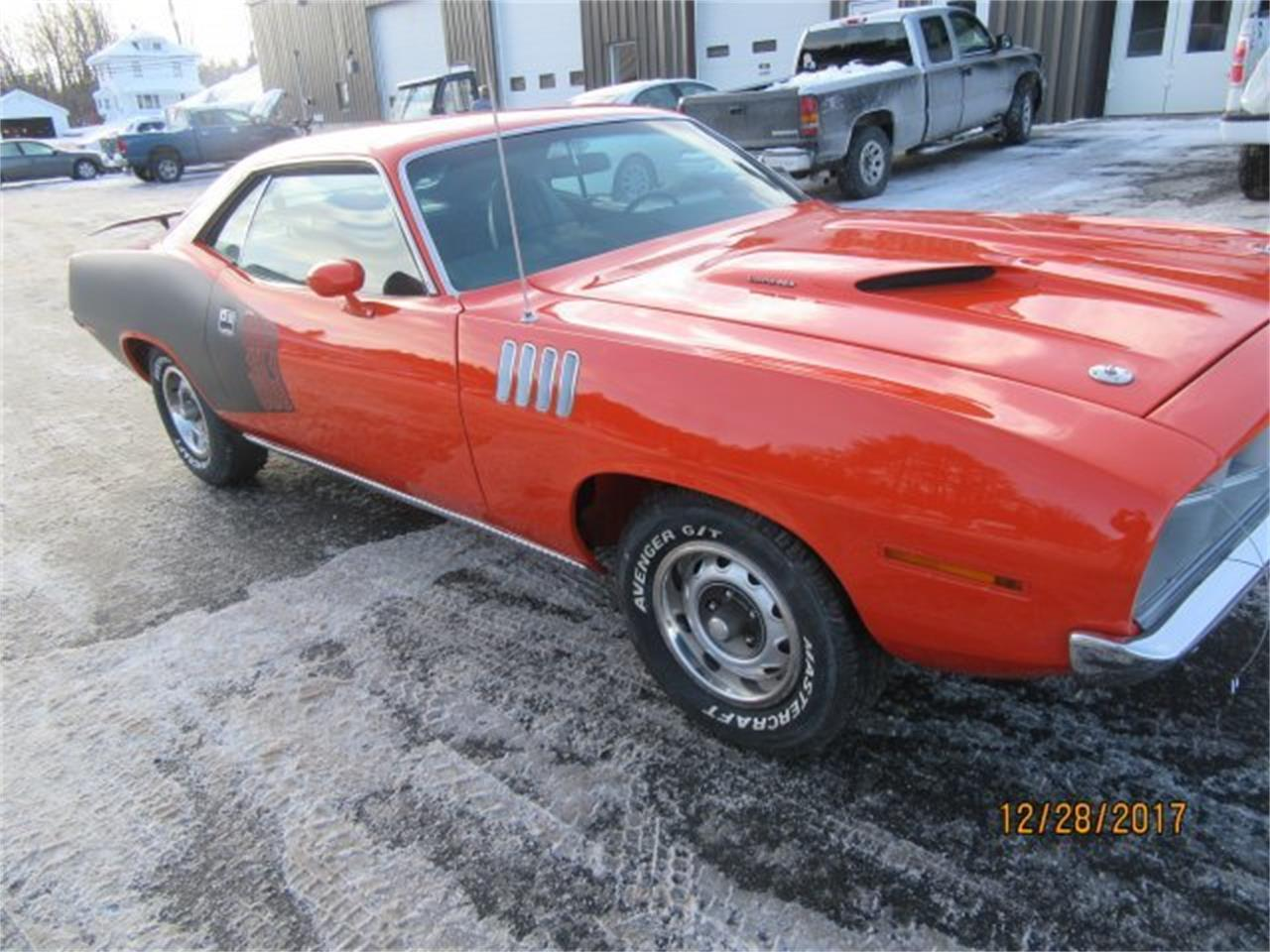 Large Picture of '71 Cuda - MOBD