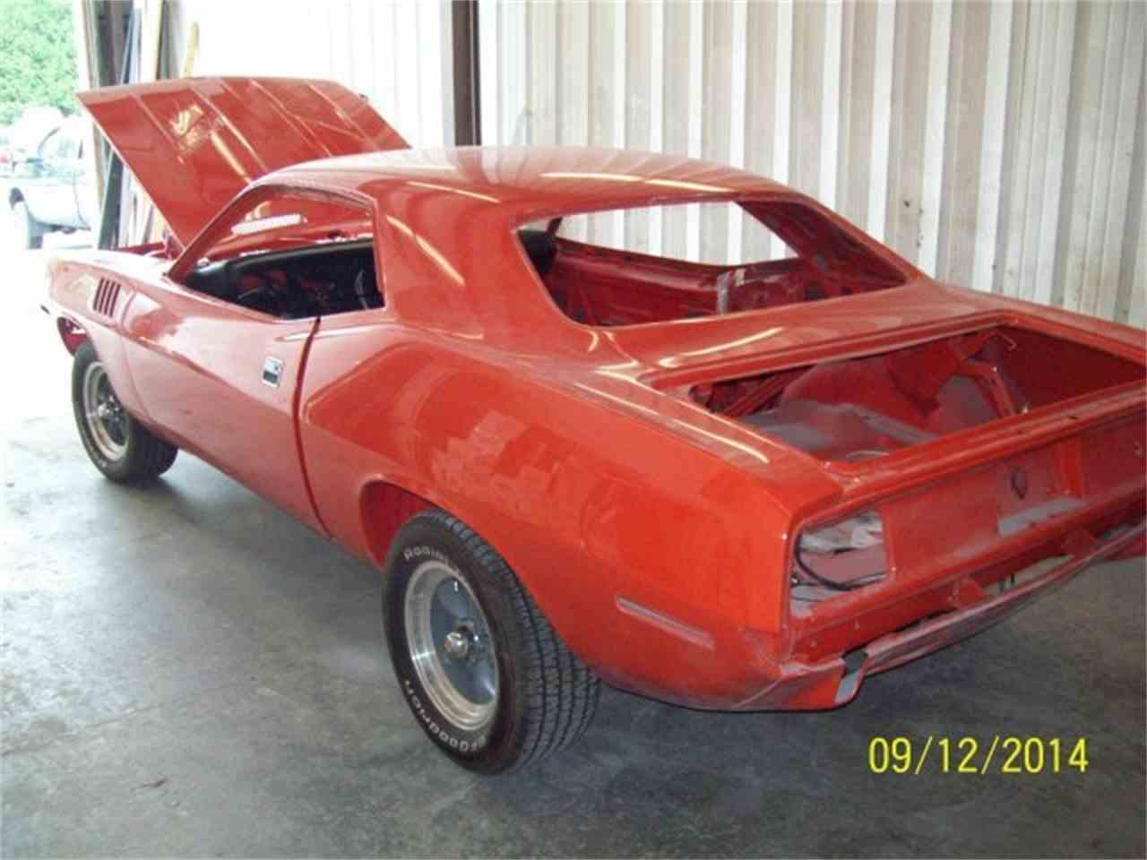 Large Picture of '71 Cuda - MOBD