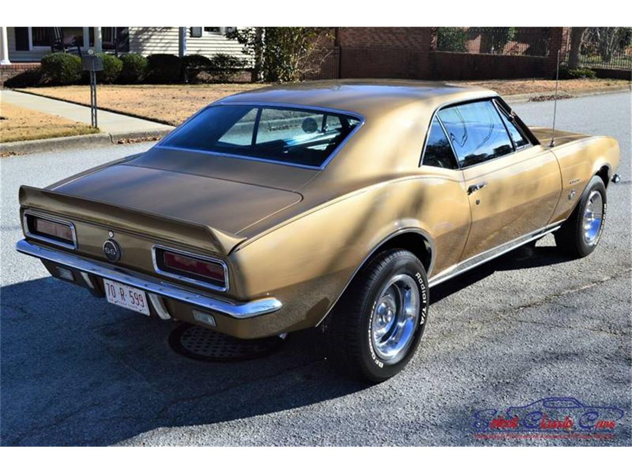 Large Picture of '67 Camaro - $55,500.00 - MOBE