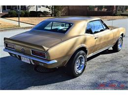 Picture of Classic '67 Chevrolet Camaro - $55,500.00 Offered by Select Classic Cars - MOBE