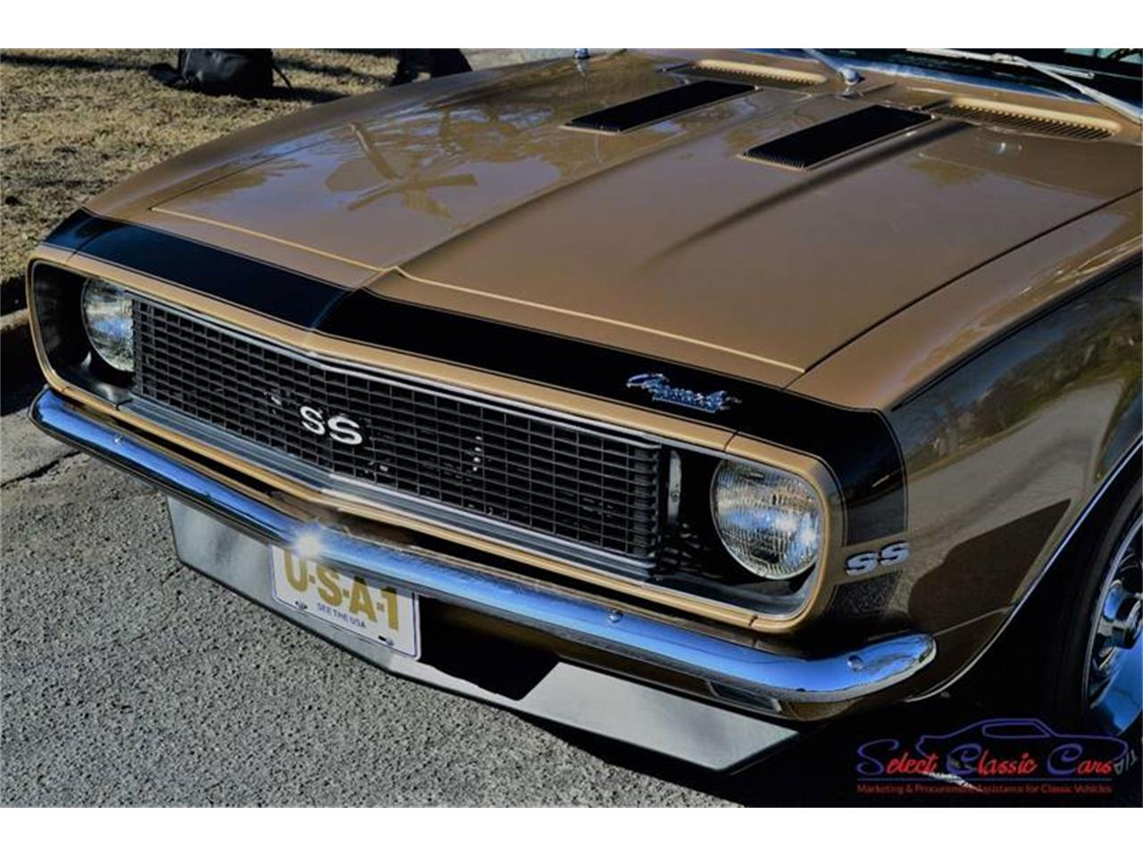 Large Picture of Classic '67 Camaro - $55,500.00 Offered by Select Classic Cars - MOBE