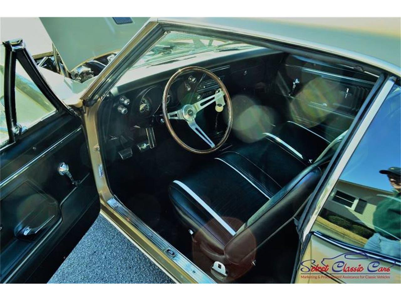 Large Picture of Classic 1967 Chevrolet Camaro located in Hiram Georgia Offered by Select Classic Cars - MOBE