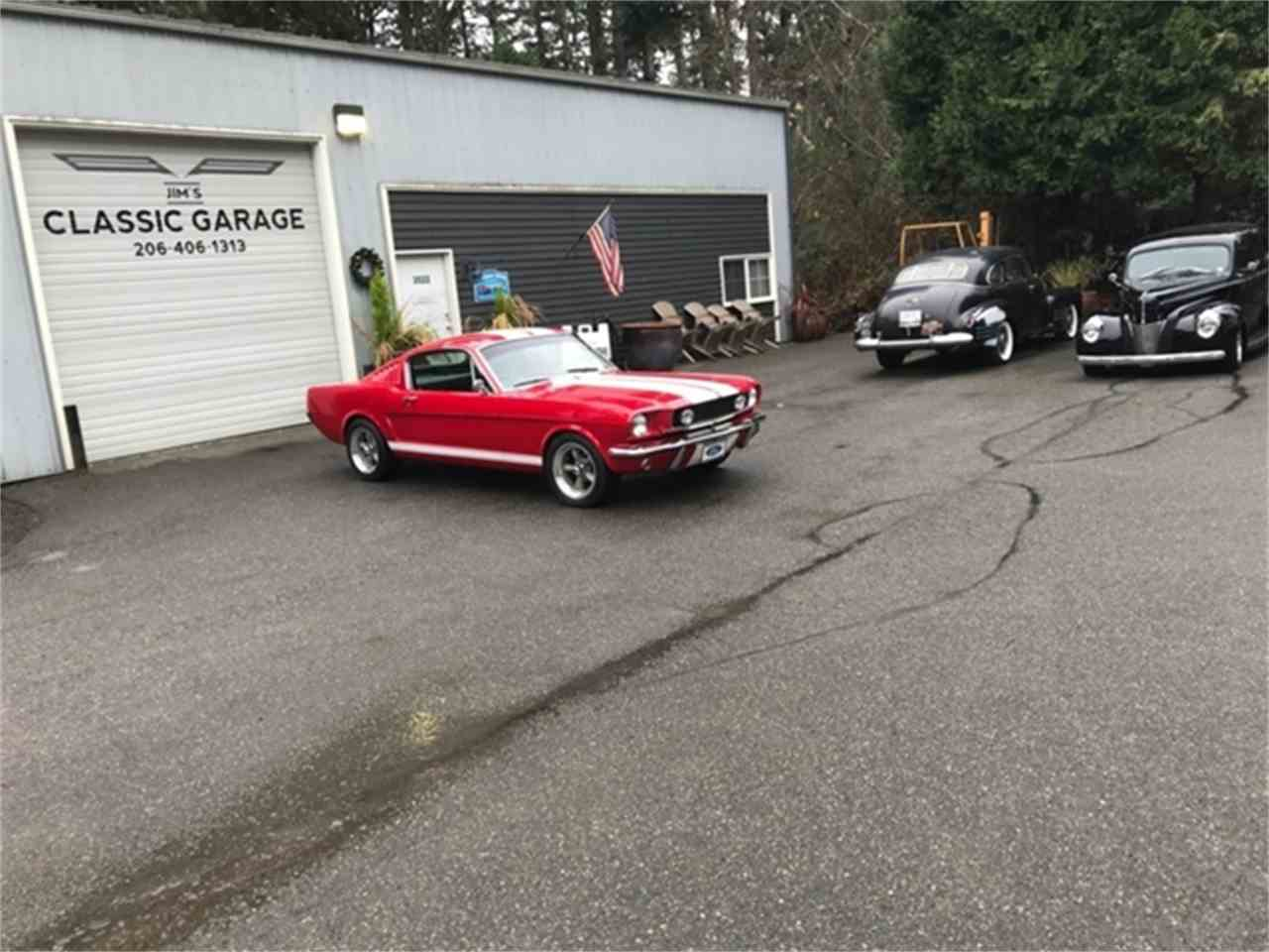 Large Picture of '65 Mustang - MOBF