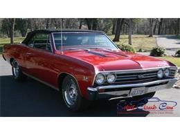 Picture of Classic 1967 Chevrolet Chevelle located in Georgia - MOBG