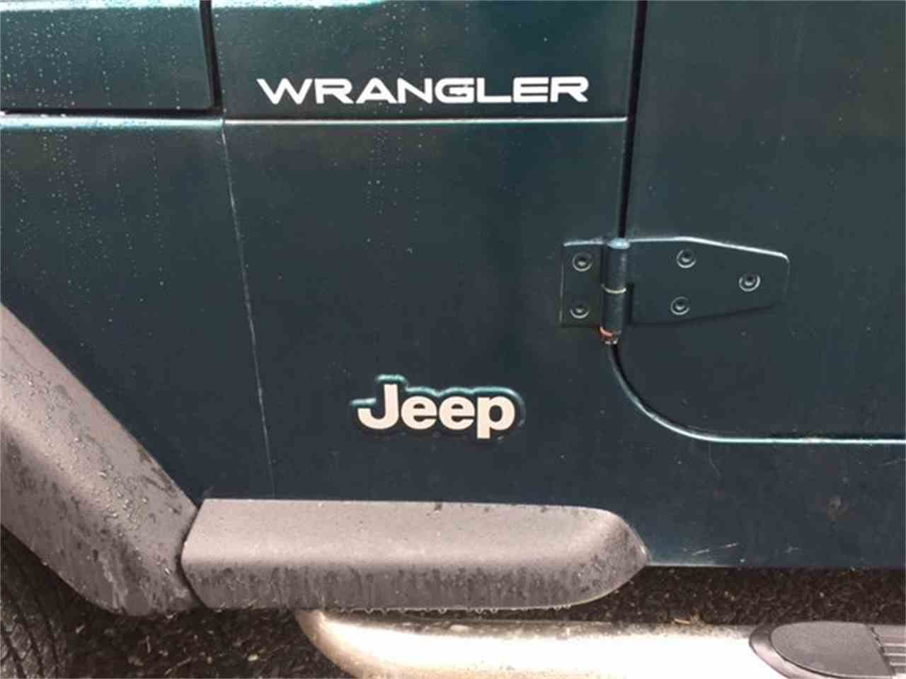 Large Picture of '97 Wrangler - MOBH