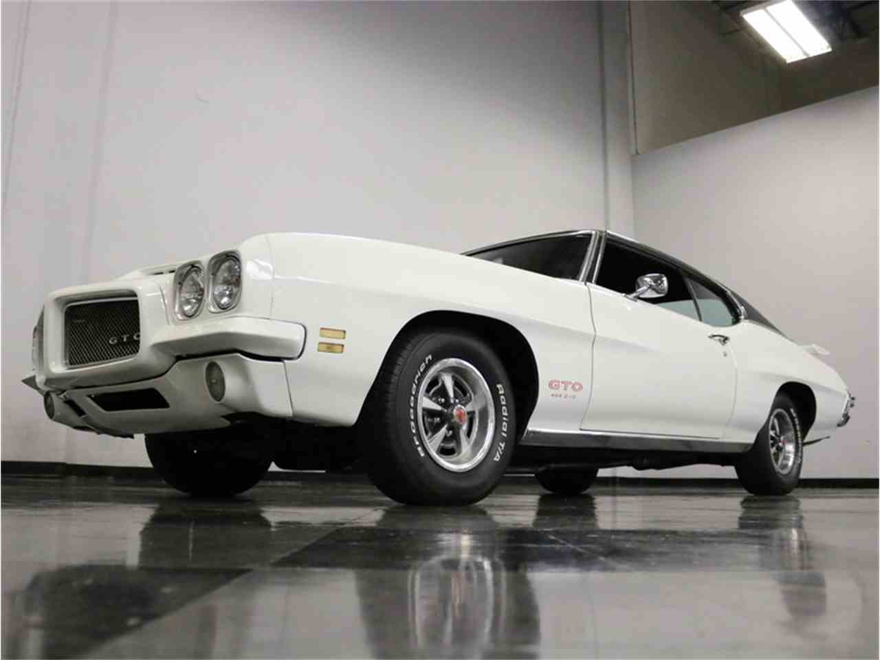 Large Picture of '71 GTO - MOBK
