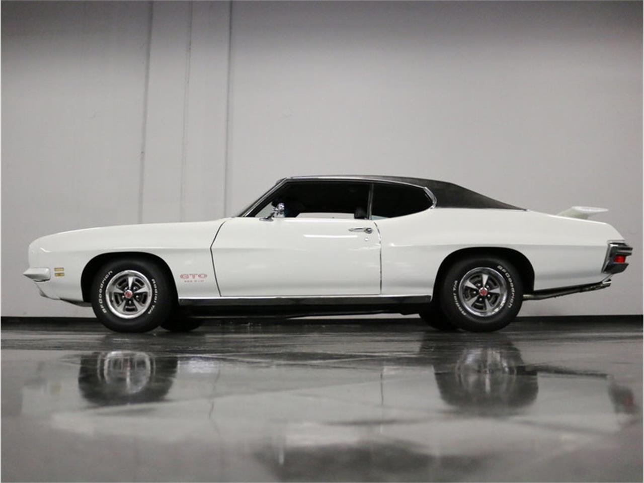 Large Picture of Classic 1971 GTO located in Ft Worth Texas - MOBK
