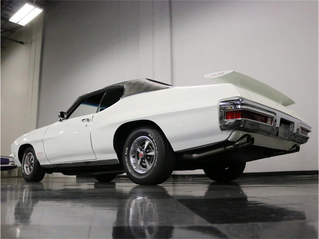 Large Picture of Classic 1971 Pontiac GTO - $39,995.00 Offered by Streetside Classics - Dallas / Fort Worth - MOBK