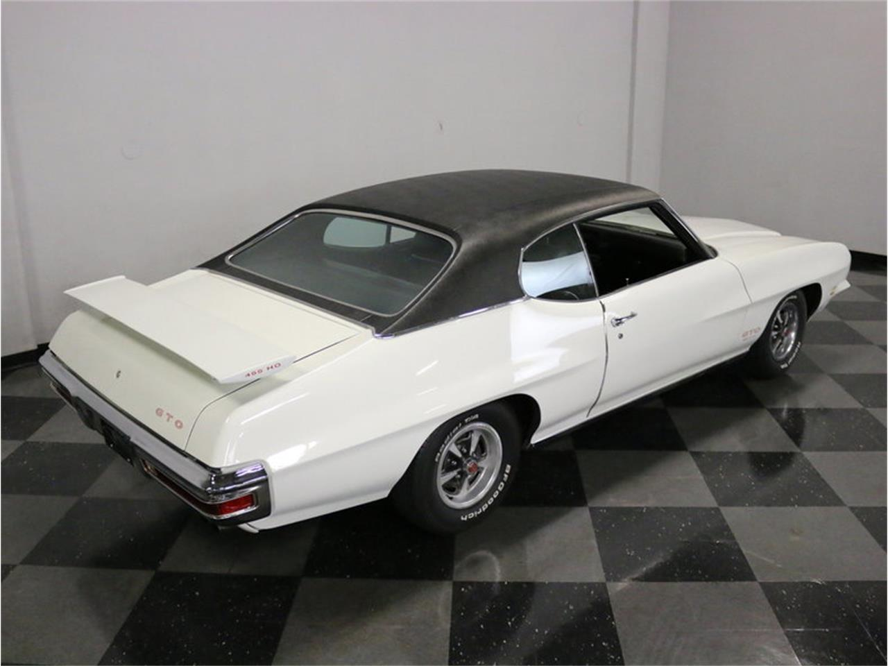 Large Picture of Classic 1971 GTO - $39,995.00 Offered by Streetside Classics - Dallas / Fort Worth - MOBK