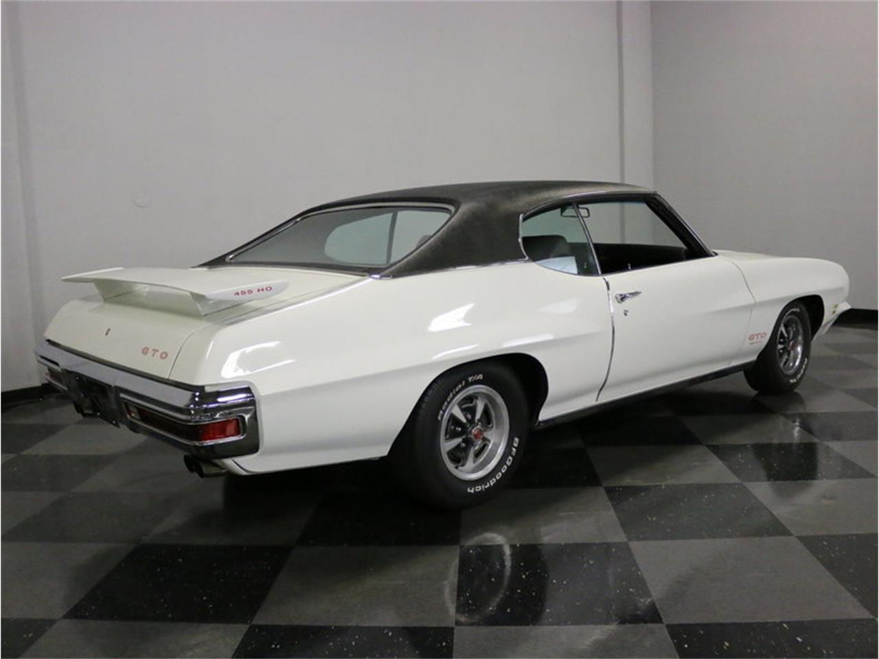 Large Picture of Classic '71 GTO located in Texas - $39,995.00 Offered by Streetside Classics - Dallas / Fort Worth - MOBK
