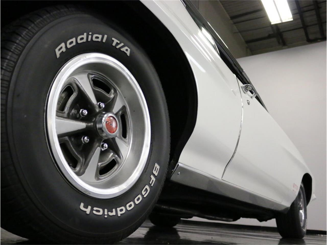 Large Picture of 1971 Pontiac GTO Offered by Streetside Classics - Dallas / Fort Worth - MOBK