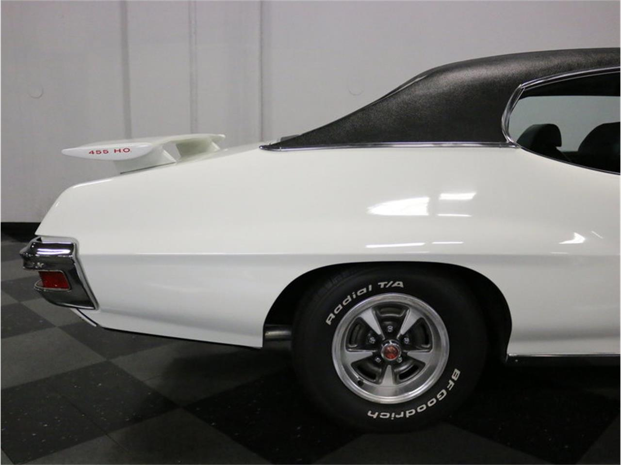 Large Picture of 1971 Pontiac GTO located in Texas Offered by Streetside Classics - Dallas / Fort Worth - MOBK
