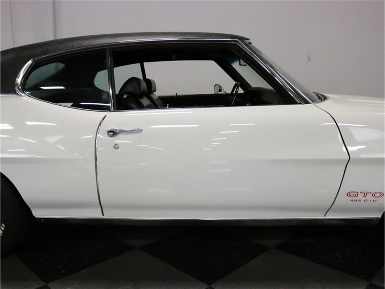 Large Picture of 1971 GTO located in Ft Worth Texas - MOBK