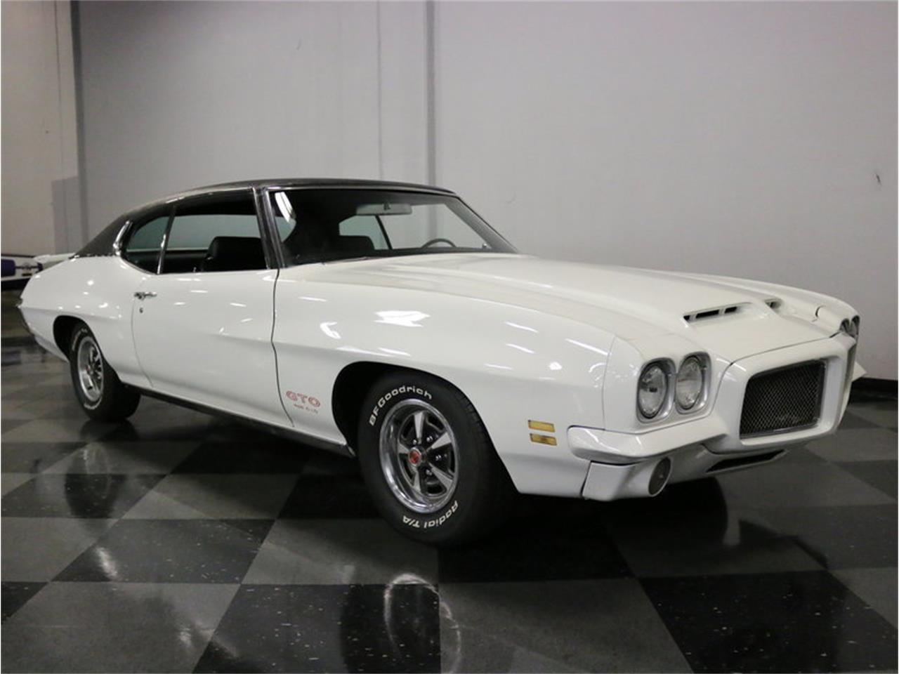 Large Picture of Classic '71 Pontiac GTO - $39,995.00 Offered by Streetside Classics - Dallas / Fort Worth - MOBK