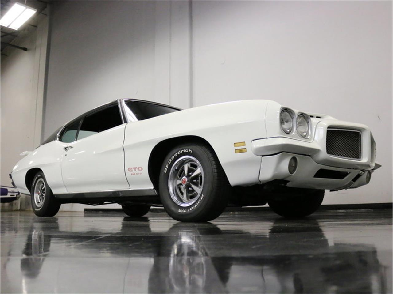 Large Picture of '71 Pontiac GTO - MOBK