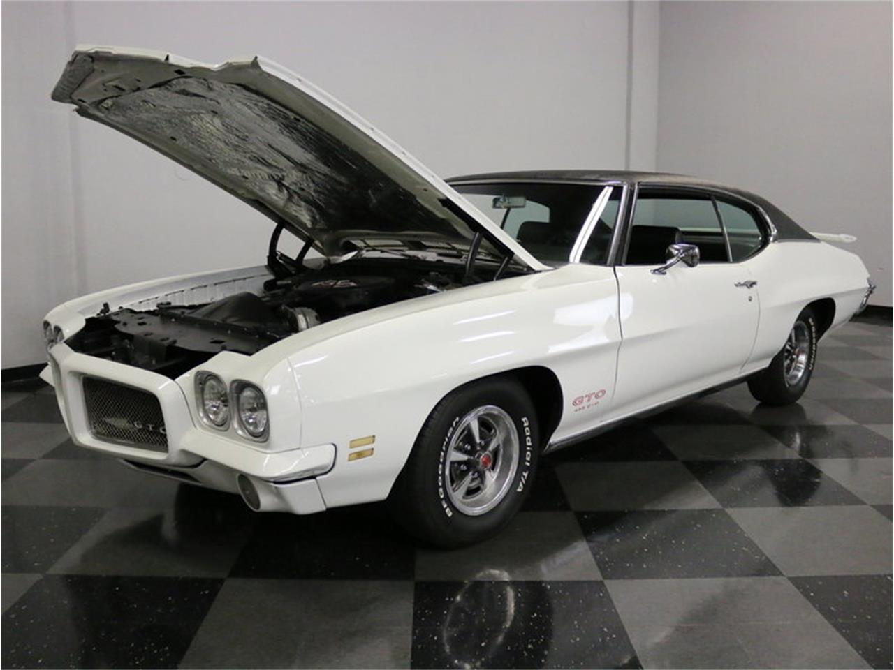 Large Picture of 1971 GTO located in Texas Offered by Streetside Classics - Dallas / Fort Worth - MOBK