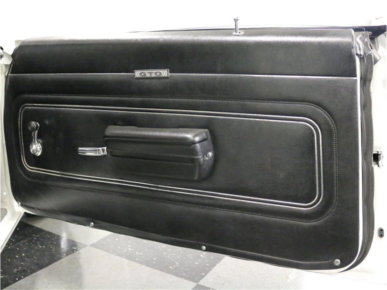 Large Picture of Classic 1971 Pontiac GTO located in Texas Offered by Streetside Classics - Dallas / Fort Worth - MOBK